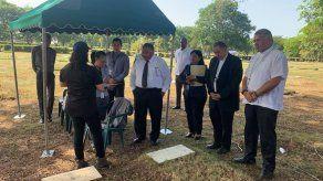 MP exhuma supuestos restos de Heliodoro Portugal para tomar muestras de ADN