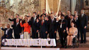 Costa Rica hace primera mención a Venezuela y Nicaragua en cumbre Iberoamericana