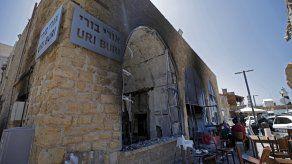 El enfrentamiento bélico entre palestionos e israelí ha dejado grandes pérdidas para ambas regiones.
