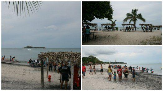 Festival del Pescador en Playa Farallón