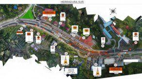 Cerrarán carriles en Panamá Norte por trabajos de ensanche de carretera Transístmica