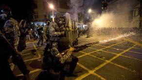 Brasil prepara 10.000 agentes antidisturbios para el Mundial de fútbol
