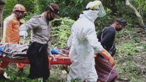 Turista rescatado tras 6 días atrapado en pozo en Bali