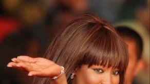 Naomi Campbell hace en India fiesta extravagante para su compañero