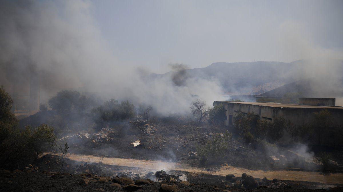 Avichai Adraee, vocero en árabe del Ejército de Israel, dijo que el gobierno libanés es responsable de lo que ocurre en su territorio.
