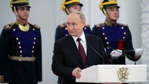 Putin dijo estar abierto a la posibilidad de un intercambio de prisioneros con Estados Unidos.