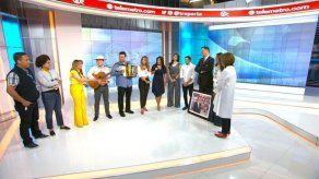 Periodista Álvaro Alvarado se despide del noticiero matutino de Telemetro Reporta