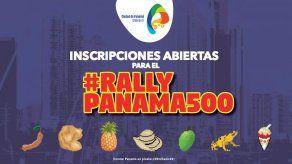 Gran Rally hacia los 500 años de la ciudad de Panamá el próximo 22 de septiembre