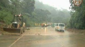Chiriquí y Veraguas quedan incomunicadas por lluvias