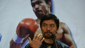 Pacquiao permitirá a regañadientes que su hijo se dedique al boxeo