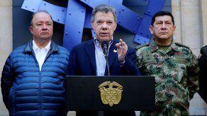 Santos repudia ataque en que murieron tres policías en el suroeste colombiano