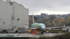 Boeing cancela conferencia para informar sobre sistema nuevo