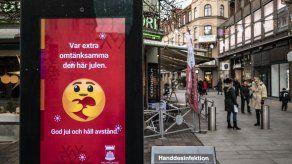 Gobierno sueco admite que juzgó mal la segunda oleada del virus