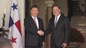 Varela recibe a Xi Jinping en el Palacio de Las Garzas para fortalecer relaciones diplomáticas