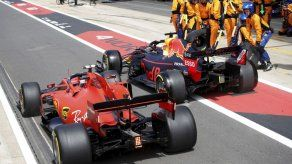 F1 prepara cambio de neumáticos para próxima temporada