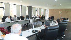 Presidente Cortizo presentó informe de gestión ante autoridades católicas de Panamá