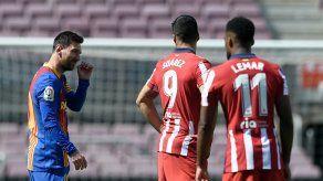 Suárez: Me encantaría que Messi se quedara en el Barca