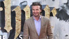 David Beckham se niega a ponerse bótox en la cara... o en el trasero