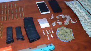 Tras allanamientos en San Miguelito decomisan armas
