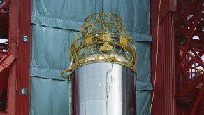 Asteroide podría ser viejo cohete de misión a la Luna