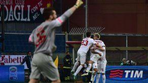 Roma gana y recorta dos puntos al líder Juventus que empató