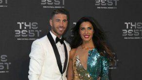 Sergio Ramos y Pilar Rubio lo dan todo en el gimnasio