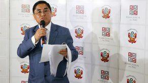 Perú evalúa impugnar en parte decisión de extradición de exjuez desde España