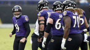 NFL multa a Ravens por violar protocolos de virus