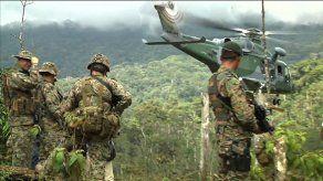 Campamento Autodefensas Gaitanistas de Colombia es desmantelado por Senafront