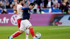Francia y Turquía empatan 1-1 y tendrán que esperar para clasificarse