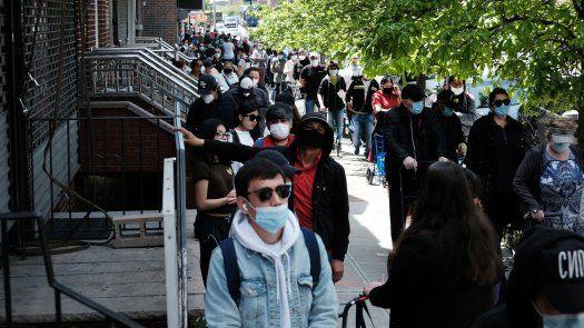 Las autoridades de Nueva York han asegurado que el próximo 1 de julio se procederá al levantamiento casi total de las restricciones por la pandemia de COVID-19.