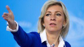 Rusia: Prensa extranjera difunde desinformación