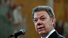 Santos anuncia paquete de medidas para combatir la corrupción en Colombia