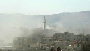 La OPAQ confirmó que las fuerzas gubernamentales de Siria utilizaron armamento prohibido en un ataque contra la ciudad de Saraqib, en febrero de 2018.