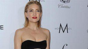 Kate Hudson no habla de sus parejas por respeto a sus hijos