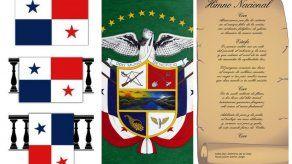 4 de noviembre: Panamá rinde honor a los Símbolos Patrios