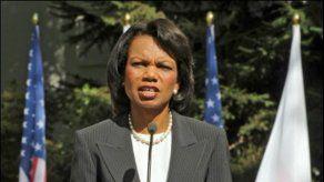 Rice: acuerdo sobre estatuto de tropas en Irak está cerca