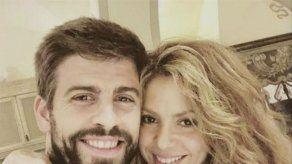 Shakira y Piqué son la viva imagen de la felicidad