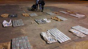 Guatemala decomisó 13.628 kilos de cocaína en 2020