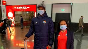 Convocados de la selección de Panamá comienzan a arribar a Austria