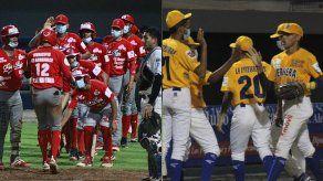 La serie final del Béisbol Juvenil 2021