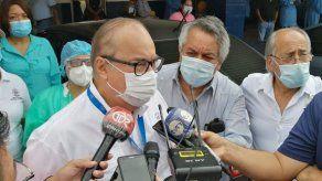 Hospital de David es reforzado con ventiladores y Unidad de Cuidados Respiratorios Especiales