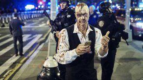NY celebra Halloween bajo fuertes medidas de seguridad