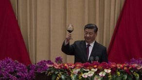 Xi llama a la unidad en torno al partido para superar los desafíos de China