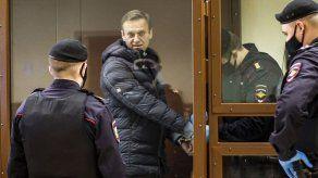 Corte Europea de Derechos Humanos exige libertad de Navalny