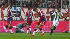 El Bayern recibe al Eintracht y el Wolfsburgo visita al Hamburgo