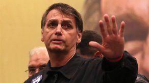 Bolsonaro dice que quienes van a mandar en Brasil serán los capitanes