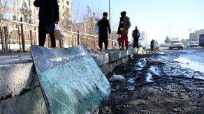 Un muerto y dos heridos tras ataques con morteros contra Kabul