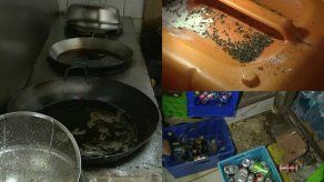 El Minsa encuentra comida en mal estado en la Avenida Central