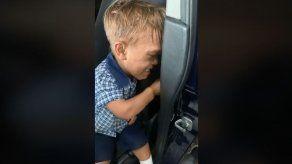 Solidaridad mundial con niño acosado en Australia